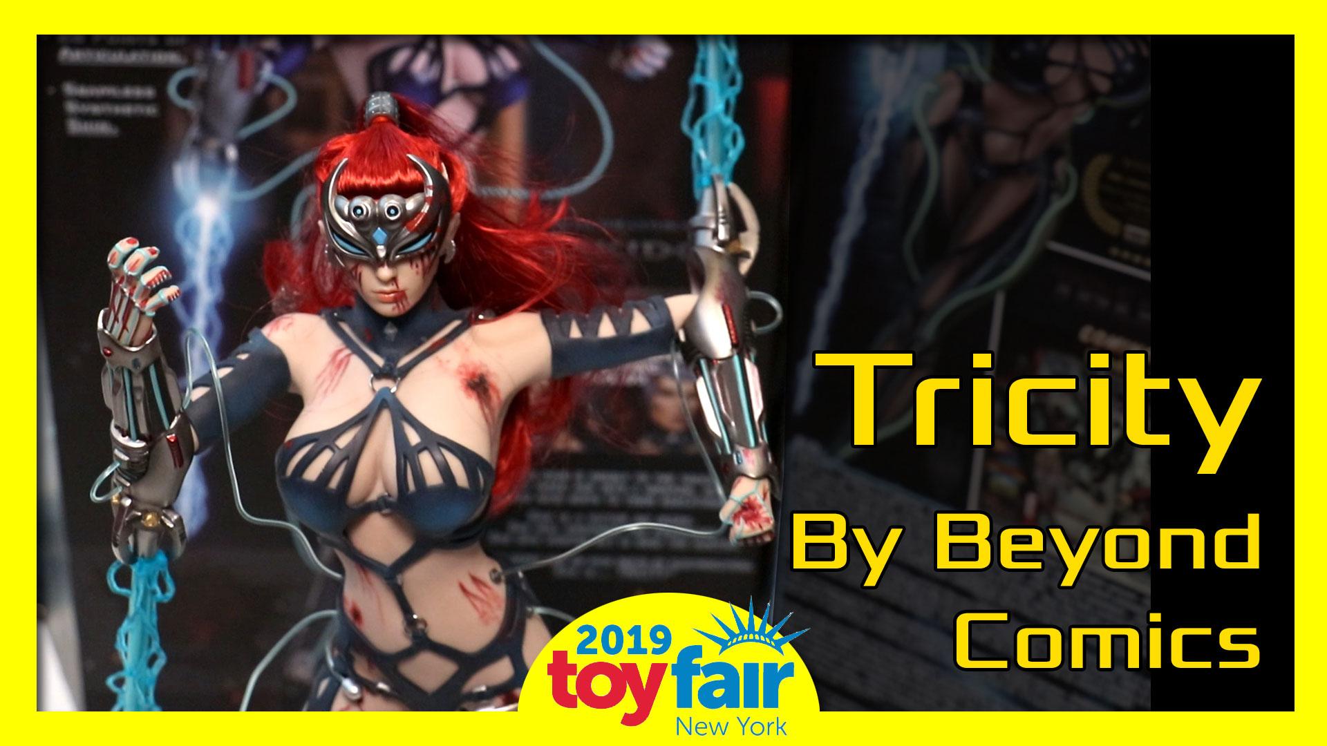 Tricity @Toyfair 2019