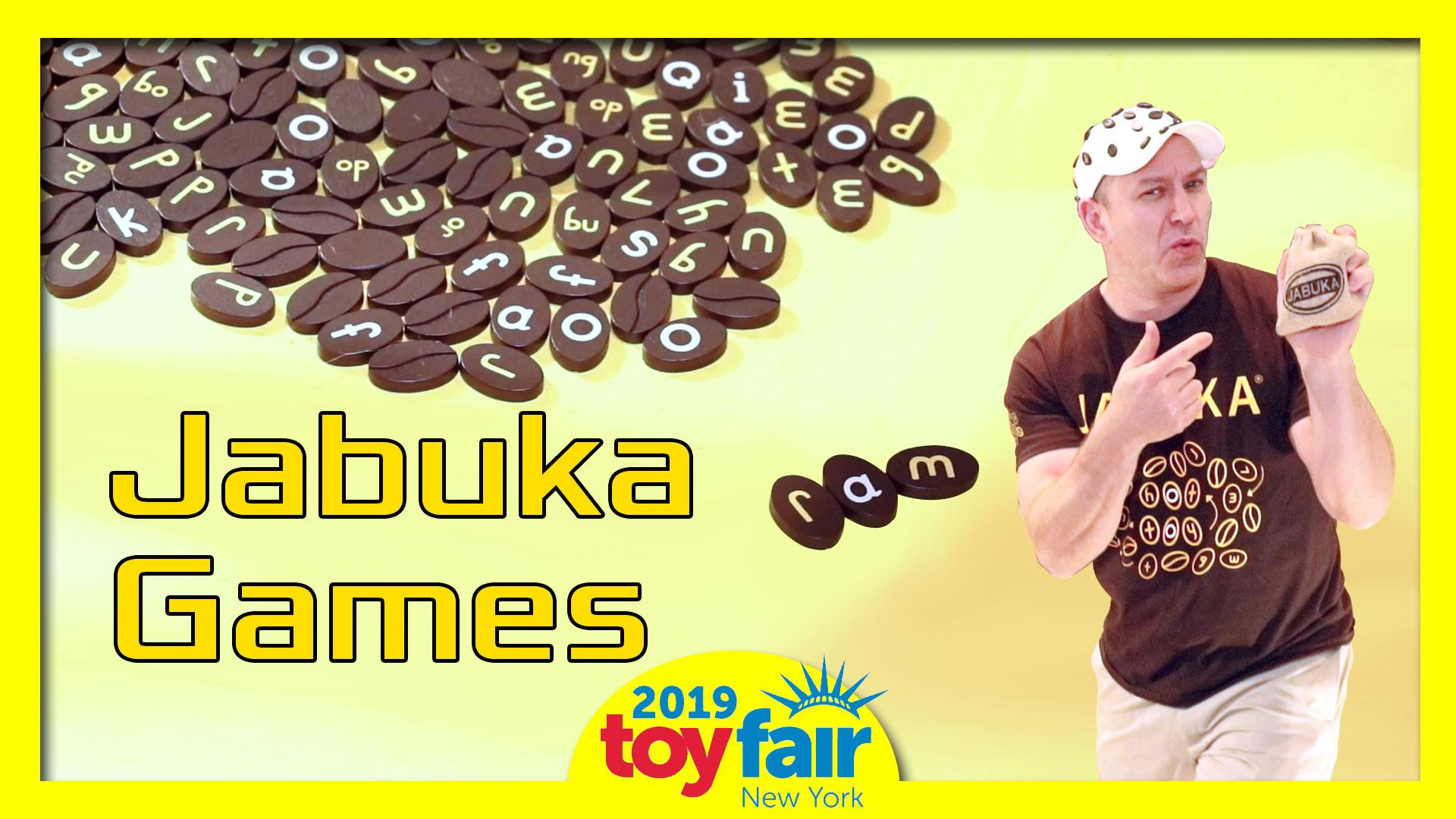 Jabuka Games @ToyFair19