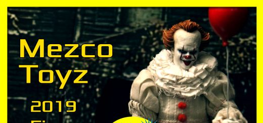 Mezco Toyz @Toyfair 2019