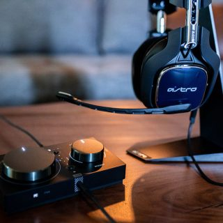 Astro Gaming A40 TR Headset and MixAmp