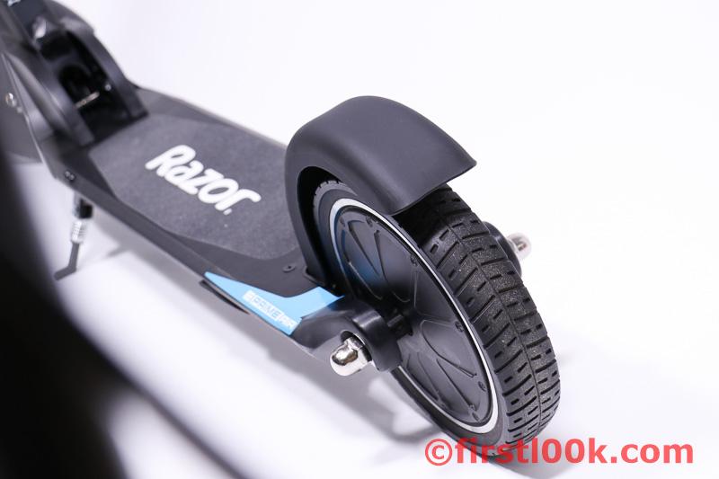 E Prime Air - Rear motor wheel