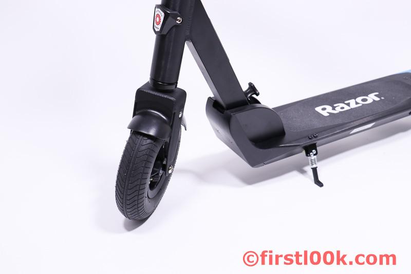 E Prime Air - front wheel & aluminium body
