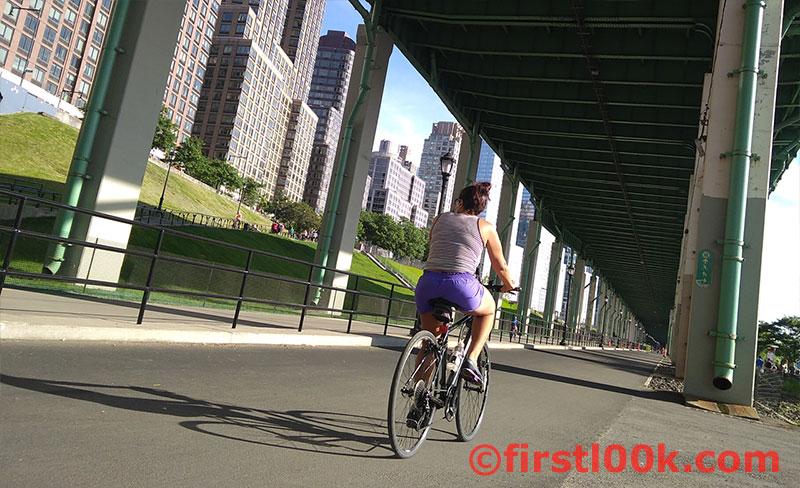 E Prime Air - Open Bike Lanes