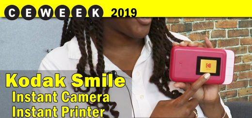 Kodak Instant Print Camera and Printer