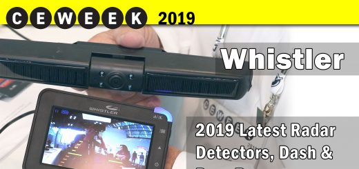 Whistler Radar Detectors & Cams