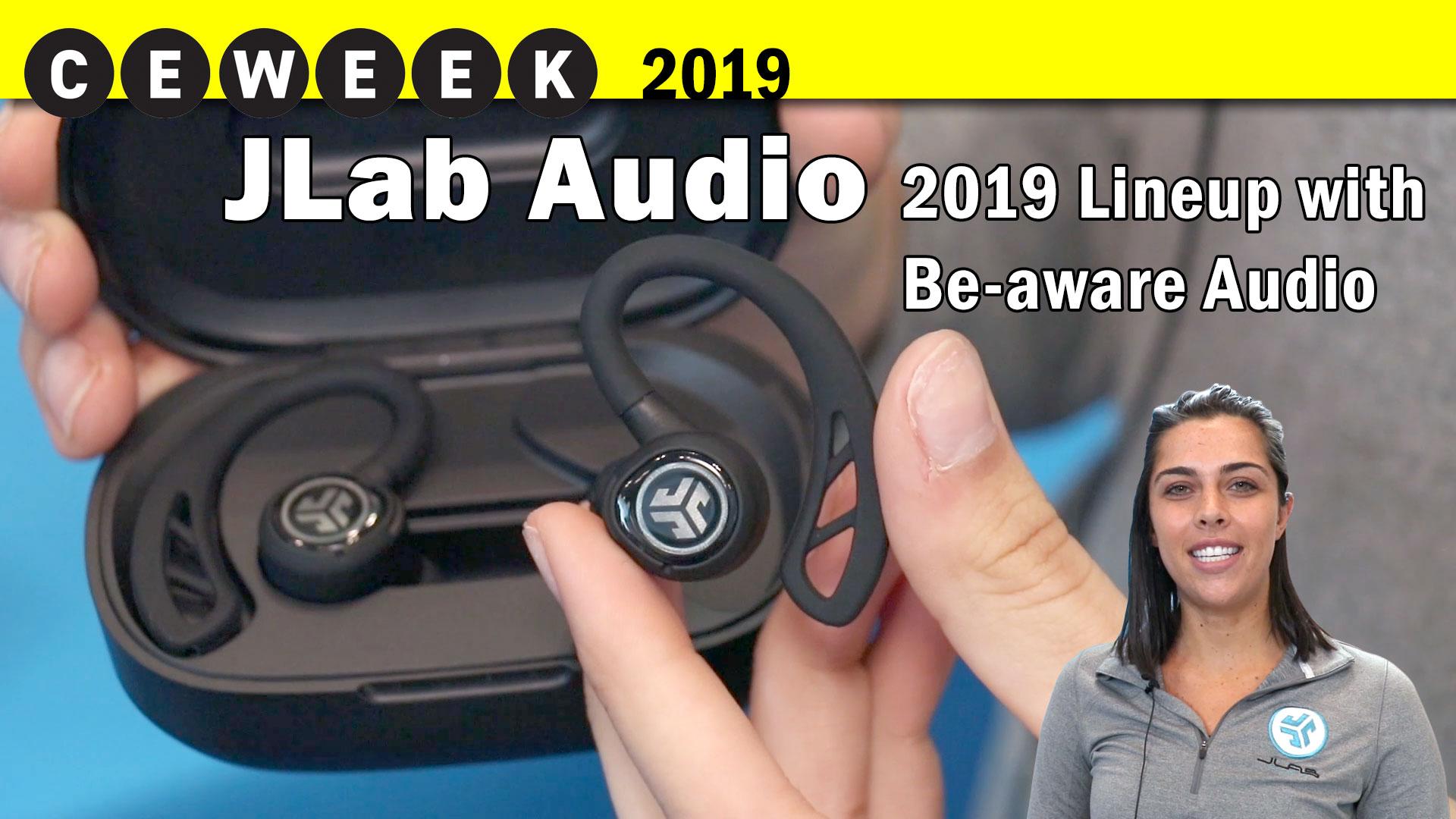 JLab Audio @CE Week 2019