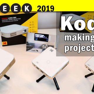 Kodak Luma Projectors @CE Week 2019