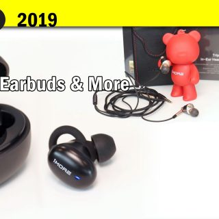 1More Headphones @CE Week 2019