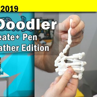 3doodler Create+ leather @CE Week 2019