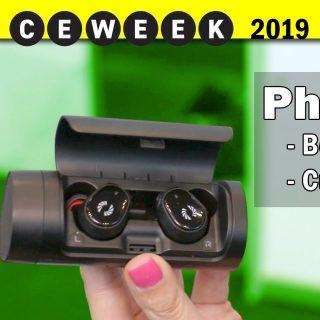 Phiaton Earbuds @CE Week 2019