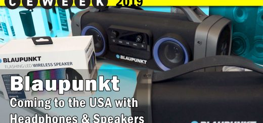 Blaupunkt Smartphone Accessories @CE Week 2019