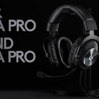 LogitechG PROX Gaming Headset with Blue Vo!ce