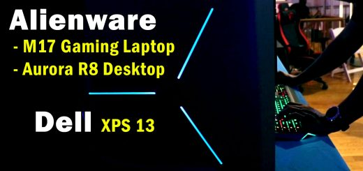 Alienware & Dell Laptops
