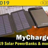 MyCharge Solar Powerbank