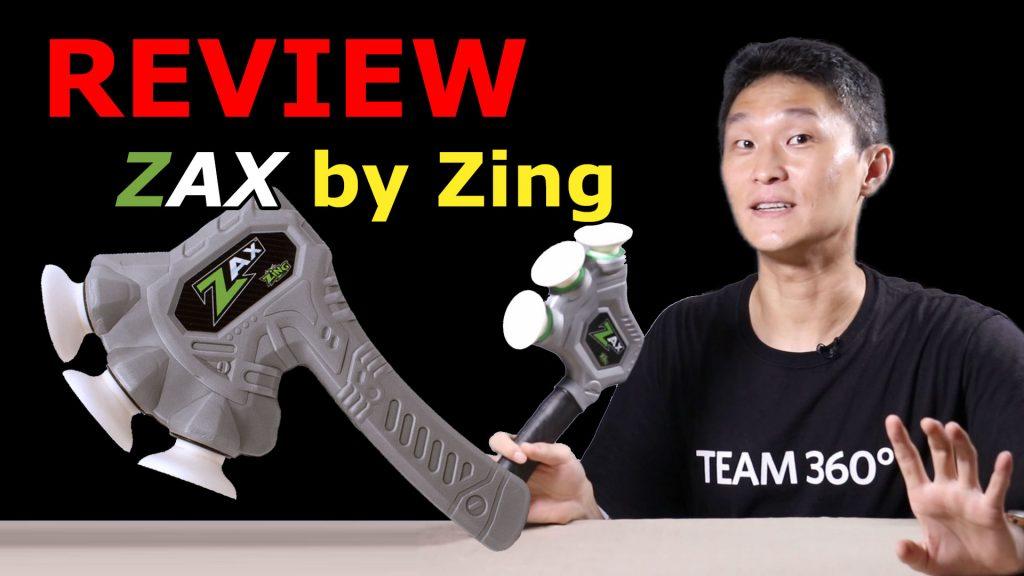 Zing's Zax Foam Ax