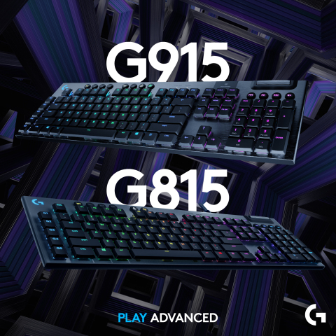 Logitech Gaming Keyboards