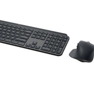 Logitech keyboard & mouse