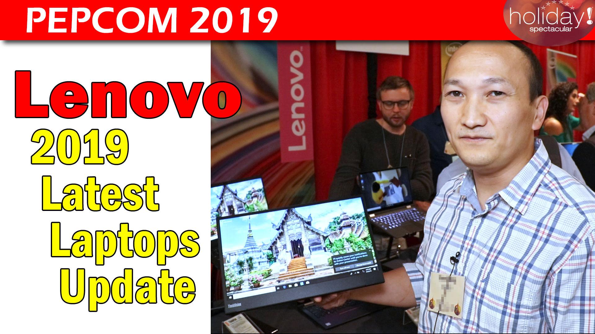 Lenovo Laptop update 2019