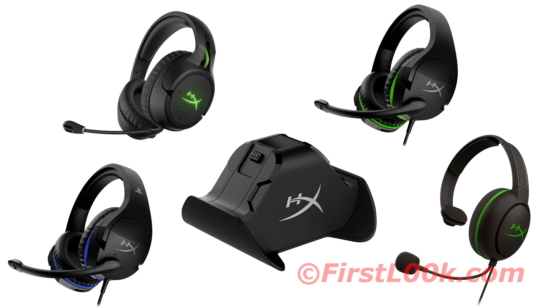 Xbox & Playstation headsets