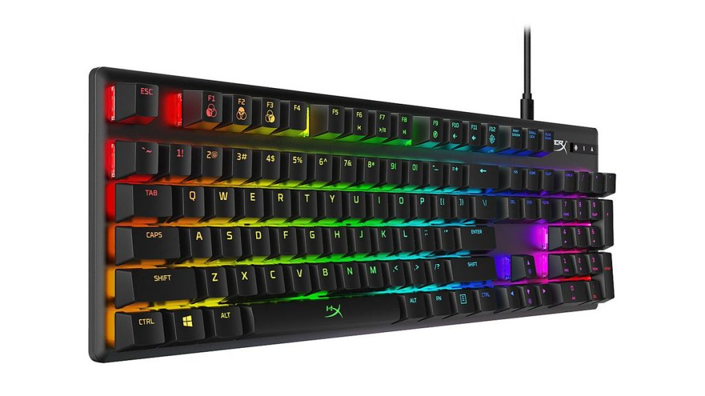 HyperX Alloy Origins Full Keyboard