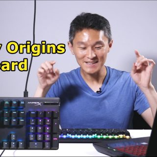 HyperX Alloy Origins Gaming Keyboard