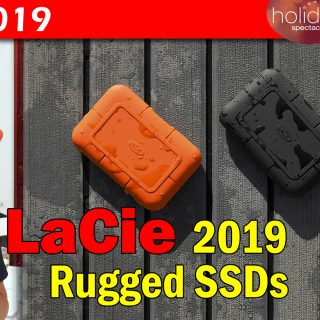 LaCie Rugged Drives
