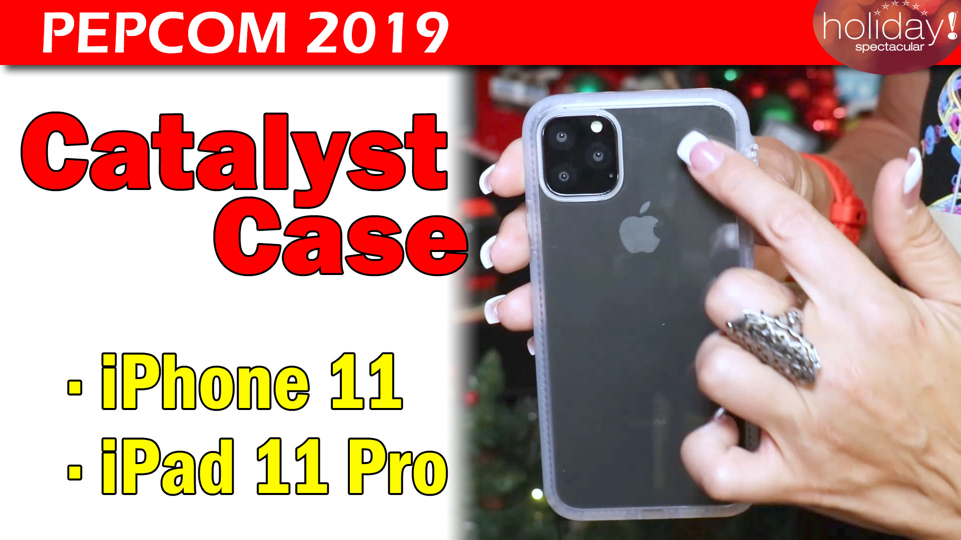 Catalyst Case iPhone 11
