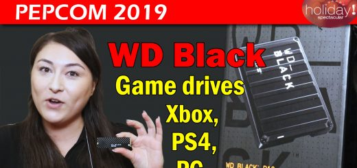 WD Black Gamedrives