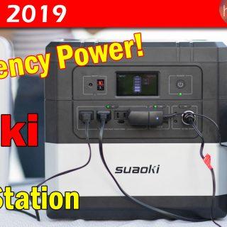Suaoki G1000 Power Station