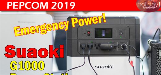 Suaoki G1000 Power Station