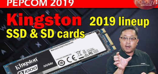 Kingston 2019 SSDs