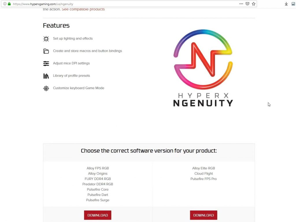 NGenuity Software - 2 versions?