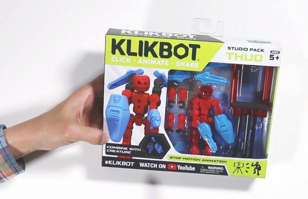 Klikbot Box