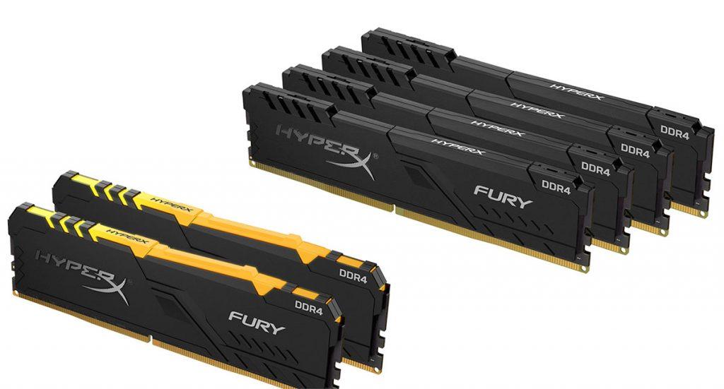 DDR4 & DDR4 RGB Memory