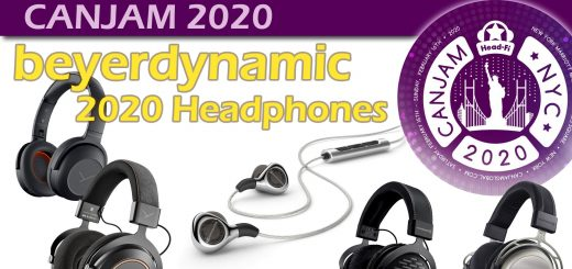 beyerdynamic at CanJam 2020