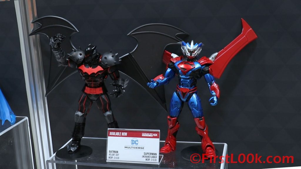 Hellbat & Unchained Superman