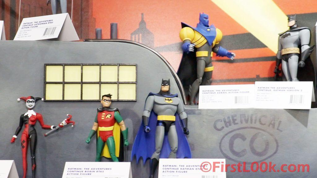 DC Direct Batman The Adventures Continue