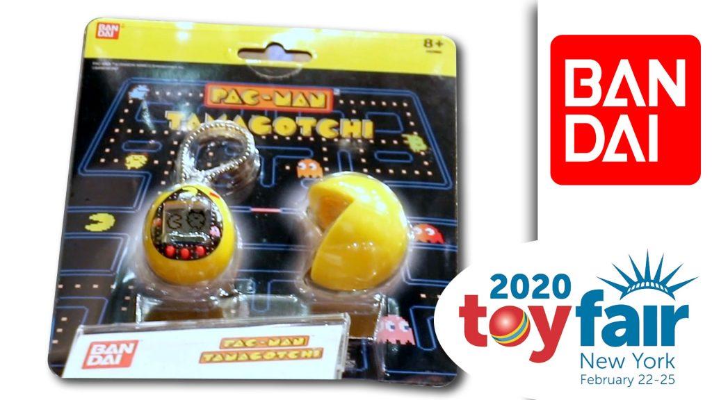 Bandai America @Toy Fair 2020