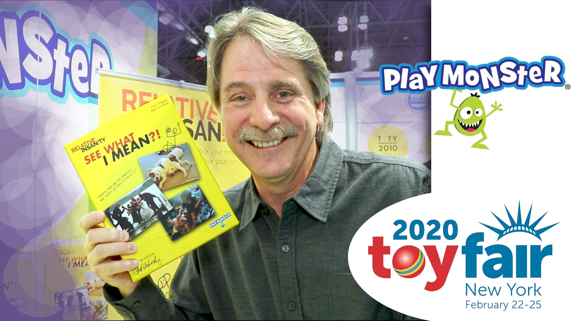 See What I Mean - Play Monster Toy Fair 2020