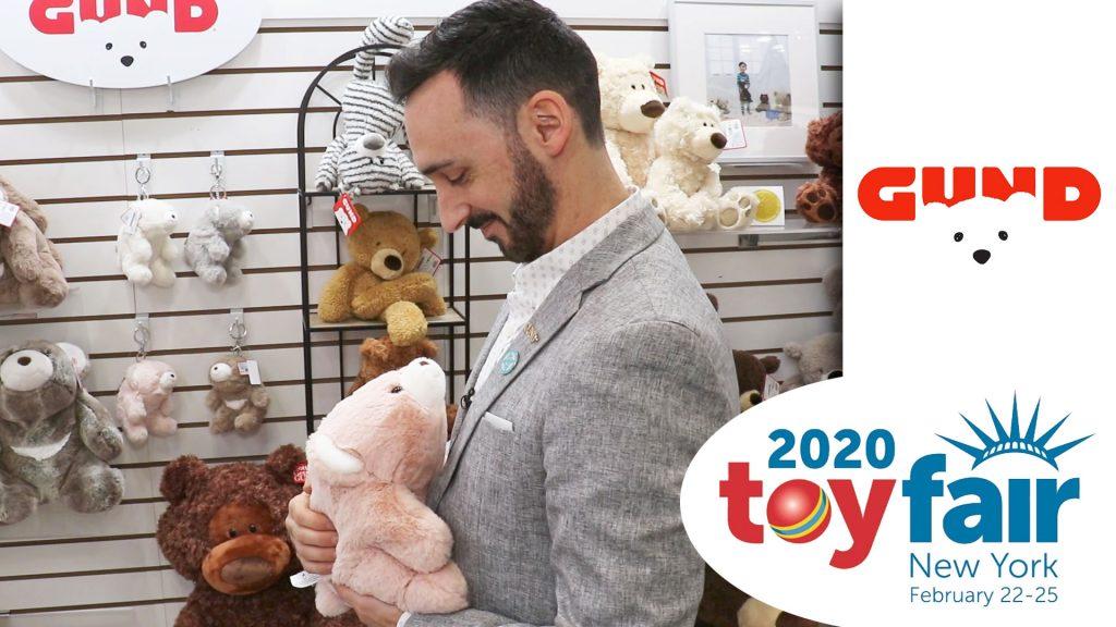 Gund plush toys (Toy Fair 2020)