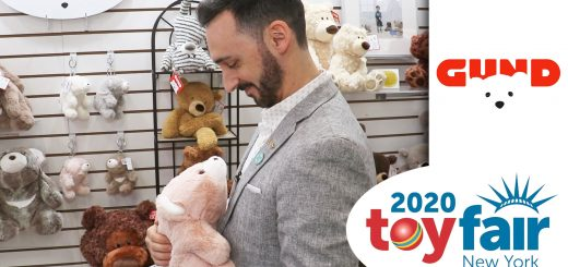 Gund plush toys (Toy Fair 2020)