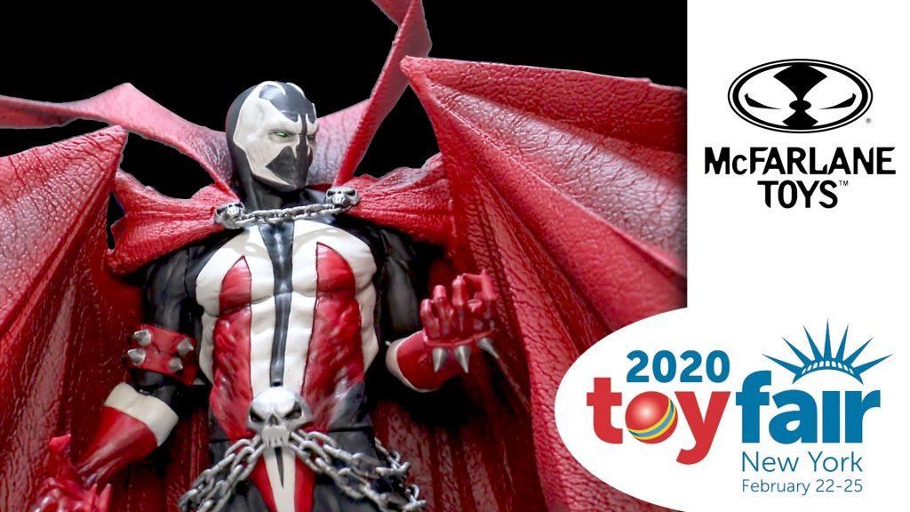 McFarlane @Toy Fair 2020