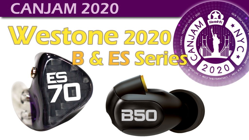 Westone at CanJam 2020