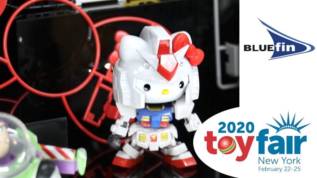 Bluefin at Toy Fair 2020