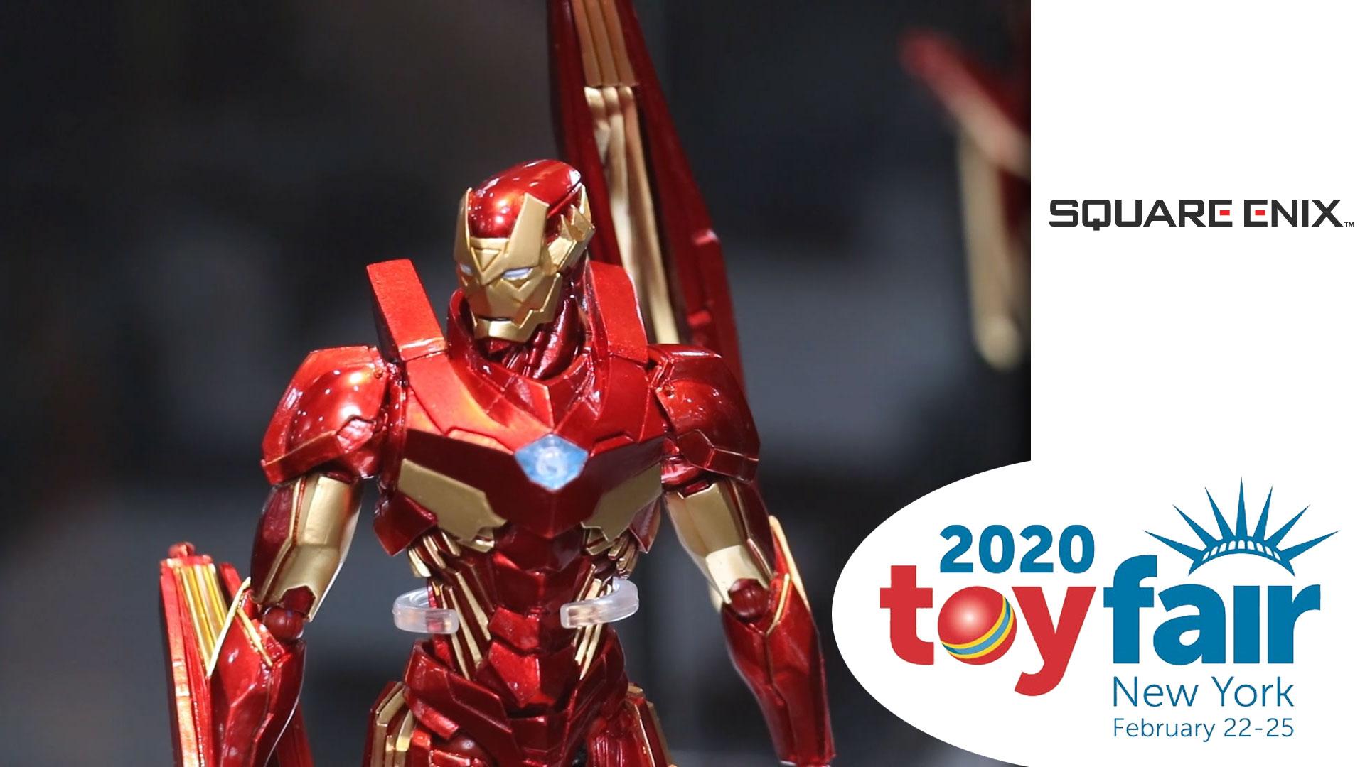 Square Enix @ Toy Fair 2020