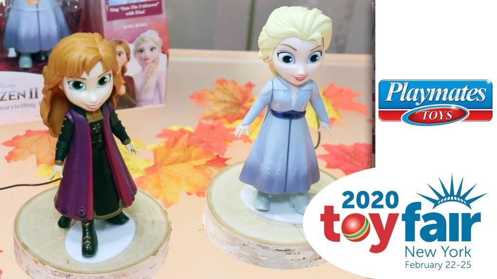 Playmates Toys - Toy Fair 2020