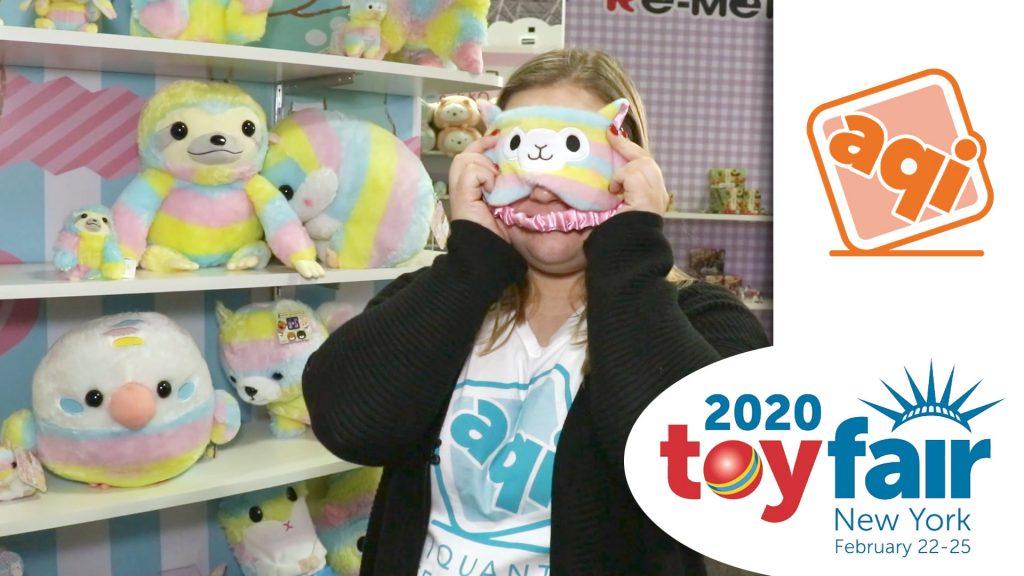 AQI at Toy Fair 2020