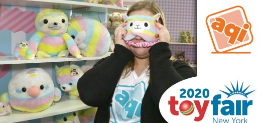 AQI at Toy Fair 2020