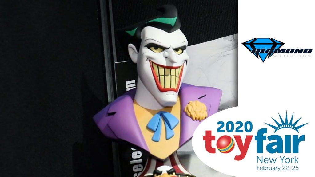 Diamond Select at Toy Fair 2020