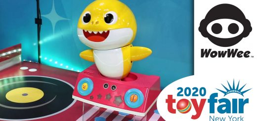 WowWee @ Toy Fair 2020
